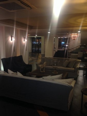 Caravel Hotel: Zona relax