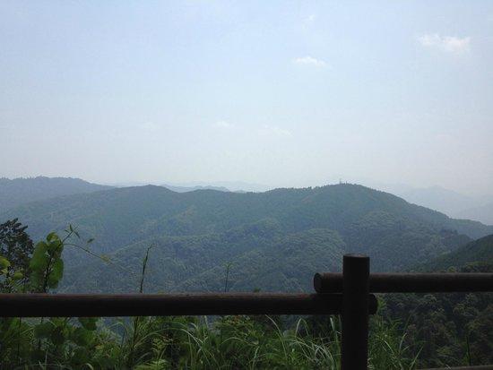 Mt. Kagenobu : 眺望