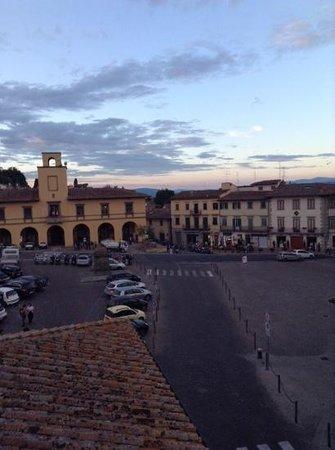Hotel Ristorante Bellavista Impruneta : view from Bella Vista's roof top terrace