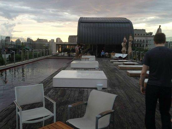 Hotel Unique Terrace