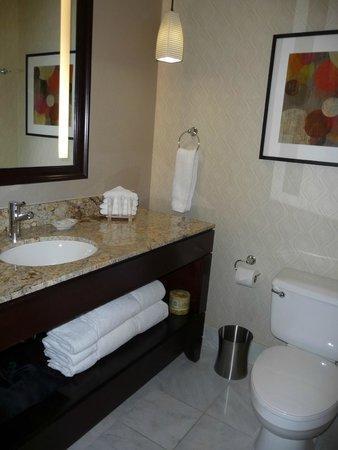 Motif Seattle: bathroom