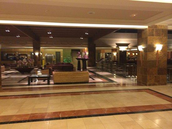 Hotel Elba Sara: Reception area