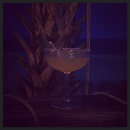 Shaggy's: Margarita by the beach!