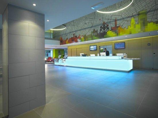 Thon Hotel EU: Front Desk