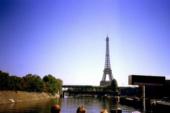 Tour Eiffel : dalla senna