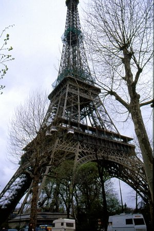 Tour Eiffel : torre