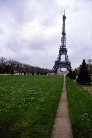 Tour Eiffel : dal campo di marte