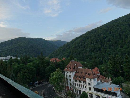 Hotel Rina Cerbul: Карпаты