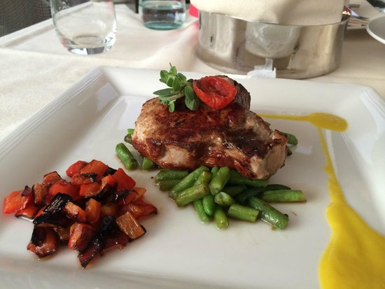 Crowne Plaza Hotel Milan City: An Excellent Dinner!