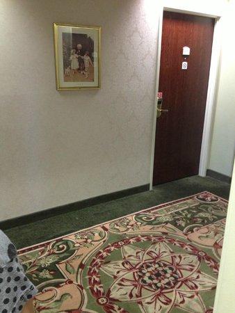 Hotel Grand Victorian : Hotel decor