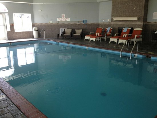 Hotel Grand Victorian : Indoor pool