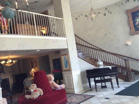 Hotel Grand Victorian: Lobby