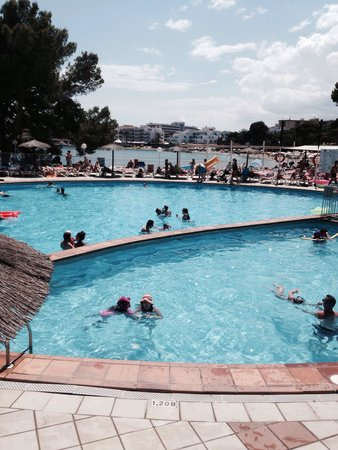 Intertur Hotel Miami Ibiza : Swimming pool
