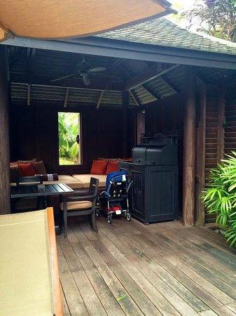 Anantara Mai Khao Phuket Villas: The sala.