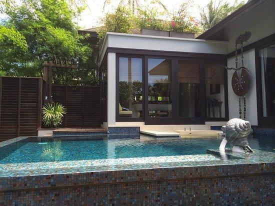 Anantara Mai Khao Phuket Villas: Private pool.
