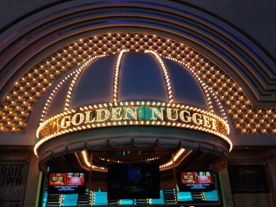 Golden Nugget Buffet : Frente