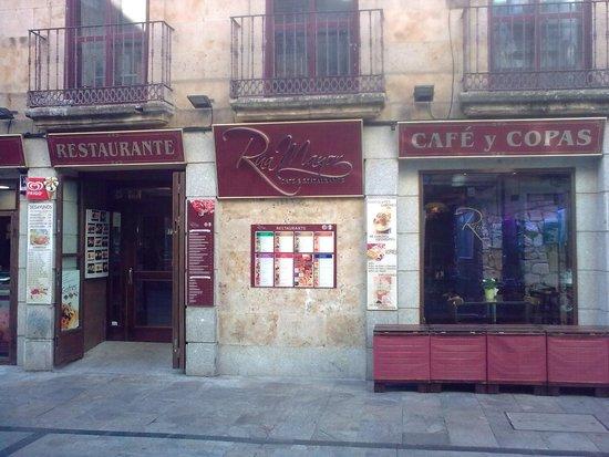 Cafe Rua Mayor