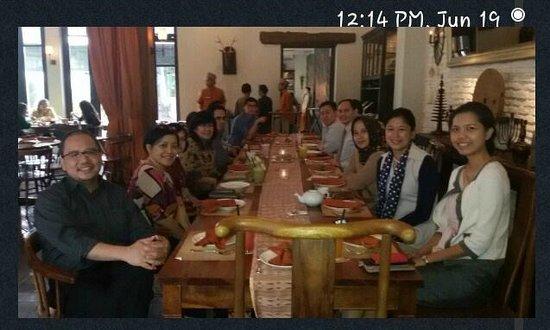 Seribu Rasa: Inside for Lunch ...
