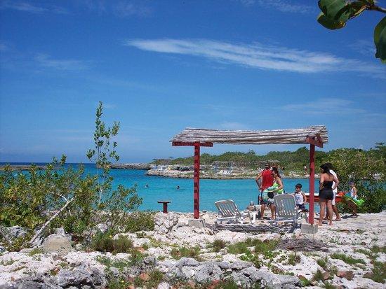 Playa Giron, Kuba: Caleta Buena