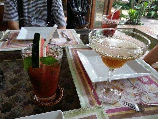 Supanniga Home: drink