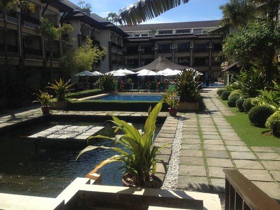 Henann Regency Resort & Spa: adult and kiddie pools