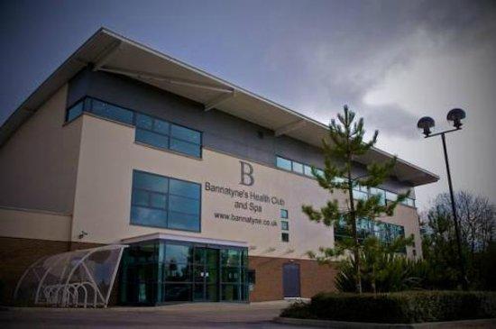 Bannatyne Spa Hastings: Bannatyne Spa - Hastings