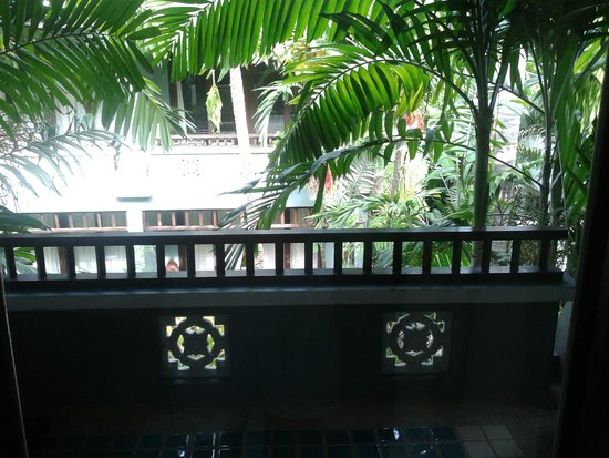 Chaweng Garden Beach Resort : The room view