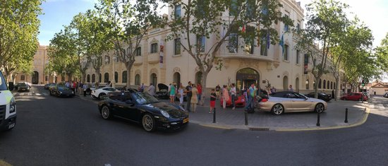 The Westin Valencia: Esterno hotel