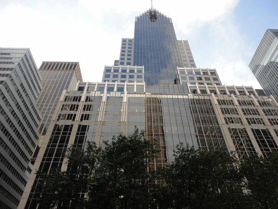 Fifth Avenue: Небоскребы