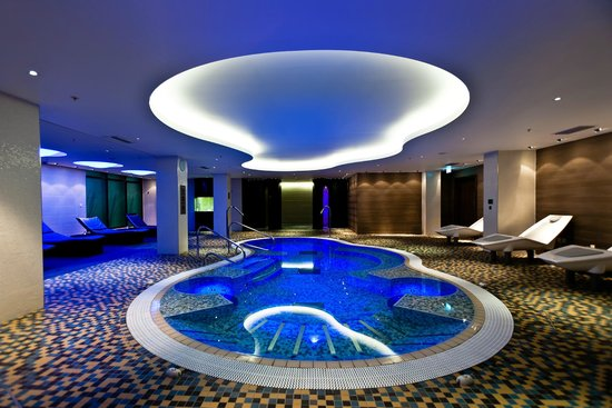 Slough, UK: Thermal Suite