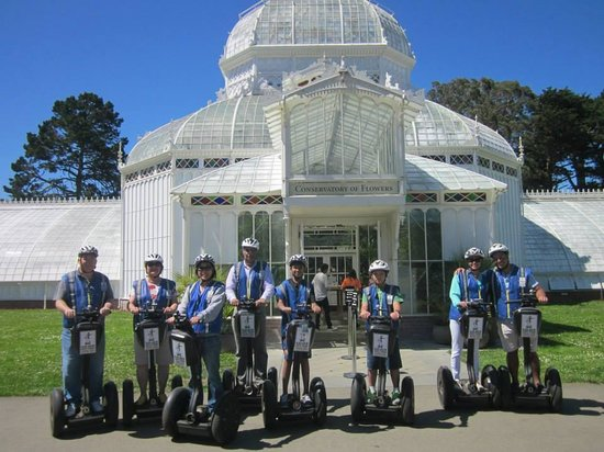 Electric Tour Company Segway Tours: Group photo