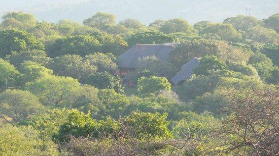 Zebra Hills Safari Lodge: Lodge
