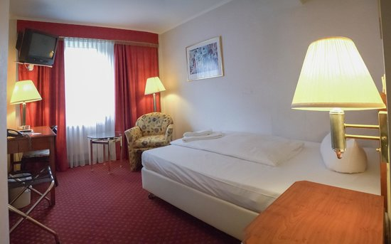 Georghof Hotel Berlin: Einzelzimmer/Single room