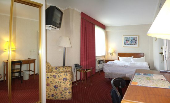 Georghof Hotel Berlin: Double room