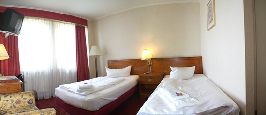Georghof Hotel Berlin: Zweibettzimmer/ Twinbett room