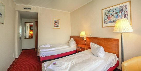 Georghof Hotel Berlin: Zweibettzimmer/ Twin Bett room