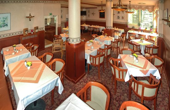 Georghof Hotel Berlin: Frühstücksrestaurant/ Breakfast restaurant