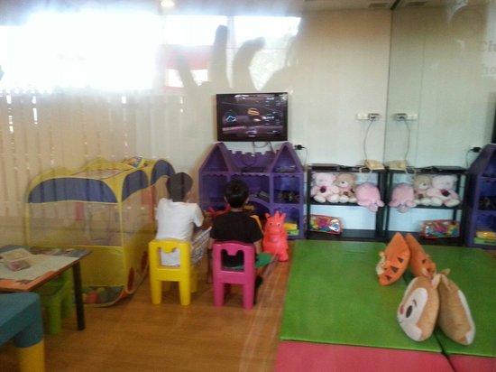 Novotel Phuket Resort: Kids club at Novotel Resort Phuket
