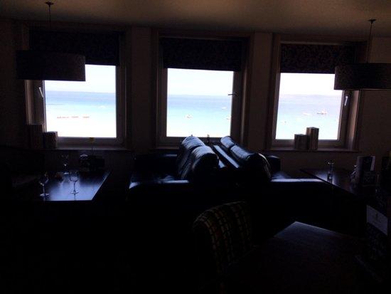 Pedn Olva Hotel: Not a bad view