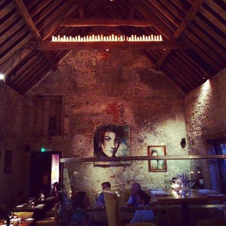 Archangel: Dinner in the restaurant