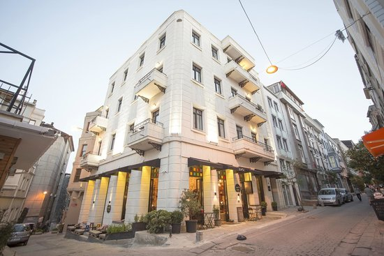 Galata 1875 suites istanbul turquie voir les tarifs for Galata 1875 suites