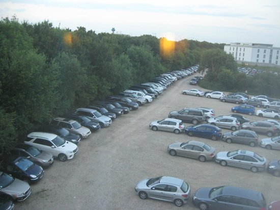 Premier Inn London Stansted Airport Hotel: View from room