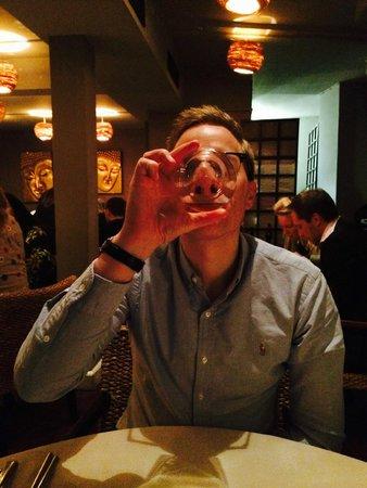Kiin Kiin : It is ok to have fun on a Michelin restaurant!