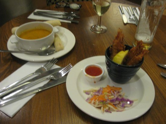 Premier Inn London Stansted Airport Hotel: Starters