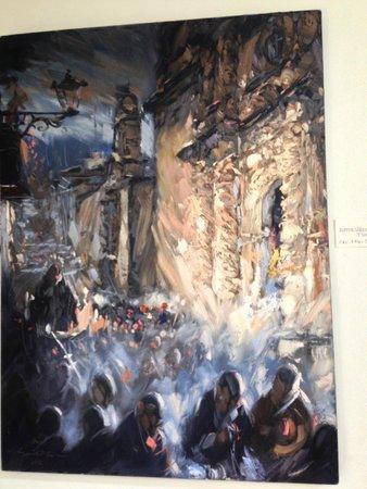 Municipal Palace Museum (Museo Palacio Municipal): Jose Quilca Turpo's painting