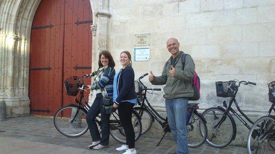 Holland Bikes Tours Guidés  : L'histoire ce n'est pas toujours ennuyeux ...