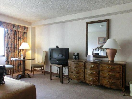Bally's Las Vegas Hotel & Casino: my room