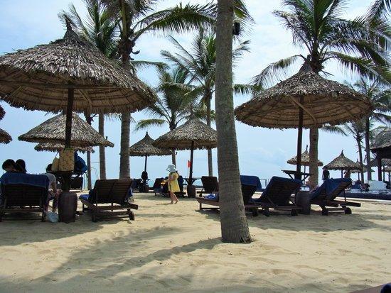 Sunrise Premium Resort Hoi An: プライベート