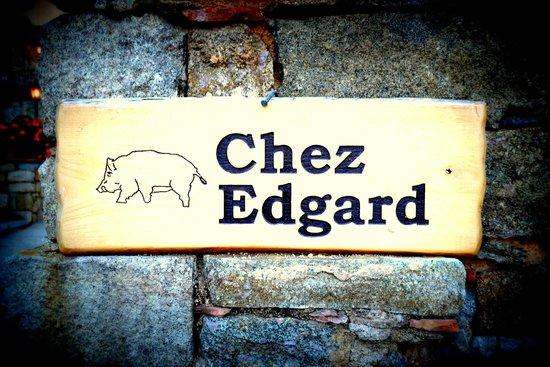 Chez Edgard : entrée