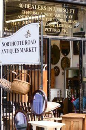 2018年 northcote road antiques marketへ行く前に 見どころをチェック